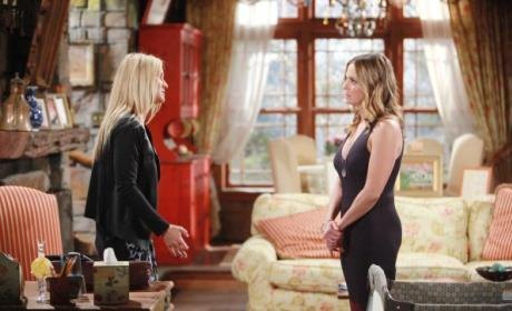 The Truth Comes Out - The Young and the Restless
