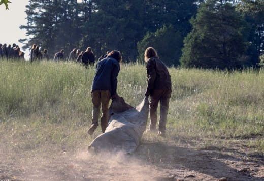 What A Drag - The Walking Dead Season 9 Episode 12