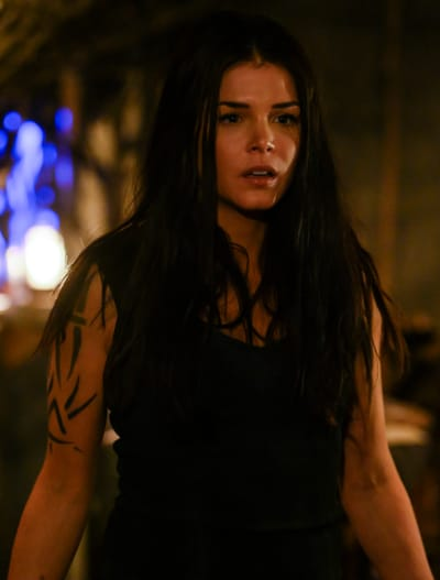 Octavia Makes A Choice - The 100 Season 6 Episode 9
