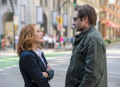 Watch The X-Files Season 10 Episode 1 Online