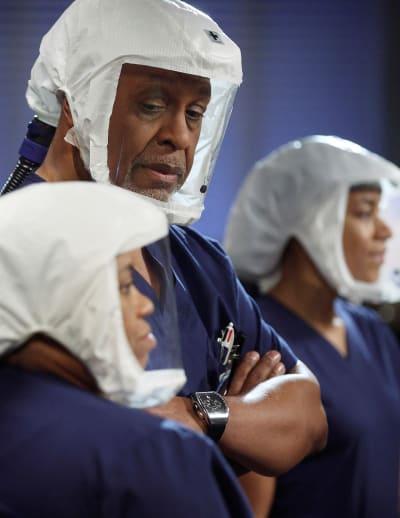 Mer Improves - tall - Grey's Anatomy Season 17 Episode 11