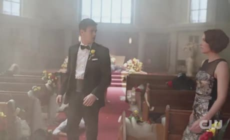 Crisis On Earth-X Crossover: Extended Trailer Teases An Explosive Wedding