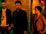 The Three Musketeers - Preacher Season 2 Episode 7
