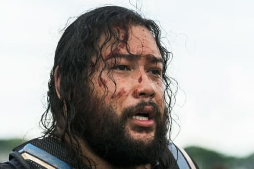 Protect The King - The Walking Dead Season 8 Episode 4