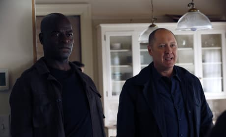 Red's New Venture - The Blacklist Season 5 Episode 4