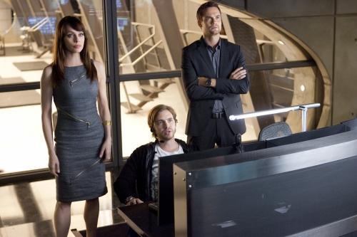 Amanda, Stanford and Michael