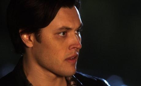 Blair Redford on The Lying Game