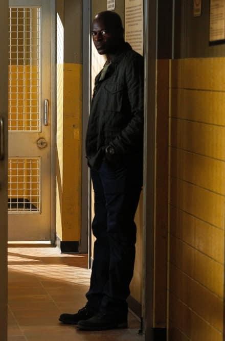 Dembe Visits Red - The Blacklist Season 6 Episode 5