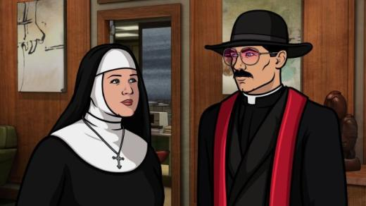 The Undercover Priest