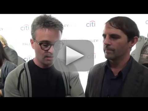 Alex Kurtzman and Roberto Orci PaleyFest Interview
