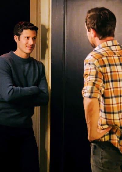 Gregg And Noah Meet - Good Girls Season 2 Episode 9