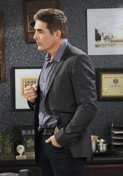 An Unexpected Revelation/Tall - Days of Our Lives