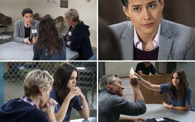 A sit down cruel and unusual the fosters s4e13
