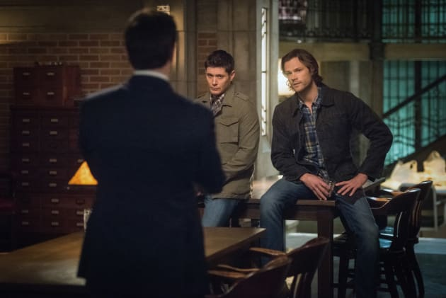 Mick has a deal - Supernatural Season 12 Episode 17