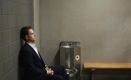 Back Against The Wall - Suits Season 5 Episode 11