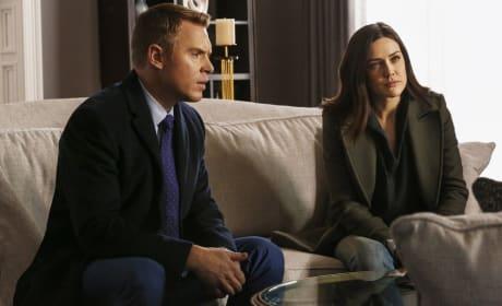 The New Couple - The Blacklist Season 6 Episode 17