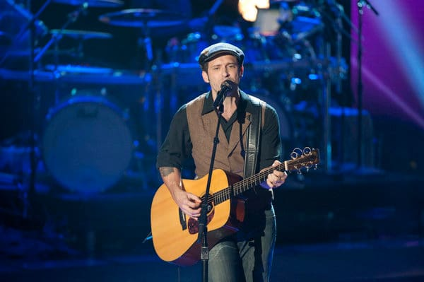 Tony Lucca's Blind Audition