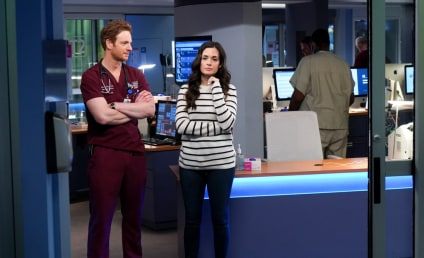 Chicago Med Season 6 Episode 14 Review: A Red Pill, A Blue Pill