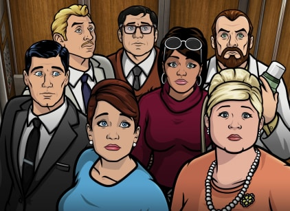 Watch Archer Season 6 Episode 5 Online