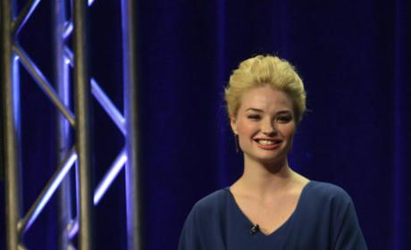 Emma Rigby at TCA Press Tour