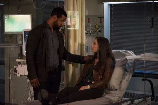 Should Luke Trust Ollie? - Shadowhunters Season 3 Episode 1