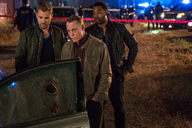 That Doesn't Look Good - Chicago PD Season 5 Episode 6