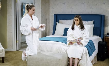 TV Ratings Report: The Big Bang Theory Tops Night