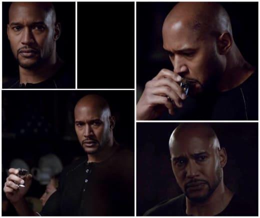 Agents of SHIELD - Mack's Spy Goodbye S3E13