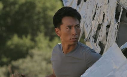 """Spoilers from James Kyson Lee and """"Redemption"""""""