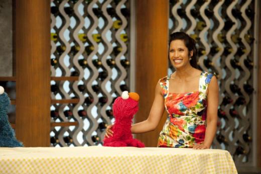 Elmo on Top Chef