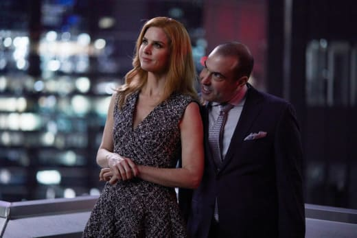 The Old Times - Suits Season 7 Episode 8