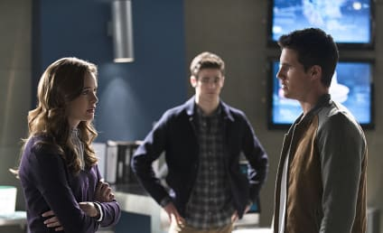 The Flash Season 1 Episode 13 Review: The Nuclear Man