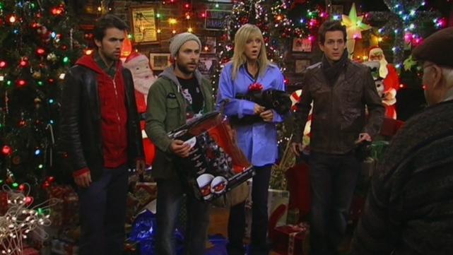 "Dec. 4th: ""A Very Sunny Christmas"" - It's Always Sunny in Philadelphia"
