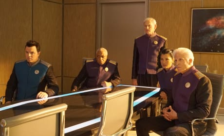 Admiralty Aboard The Orville Season 2 Episode 12