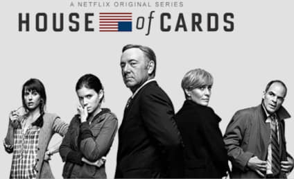 House of Cards Season 2 Books Sam Paige and Molly Parker