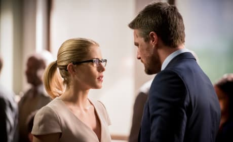 What Happens Next? - Arrow Season 6 Episode 21