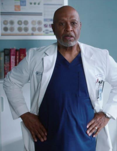 Surgical Olympics - tall - Grey's Anatomy Season 18 Episode 2