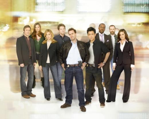 Flash Forward Cast Pic