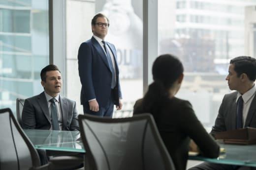 Benny Won't Back Down - Bull Season 1 Episode 21