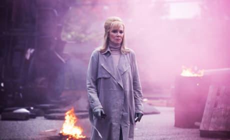 Melanie Surveys the Damage - Legion Season 1 Episode 5