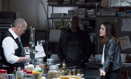 A Guessing Game - The Blacklist Season 5 Episode 17