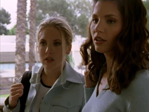 Before The Fall - Buffy the Vampire Slayer Season 1 Episode 11