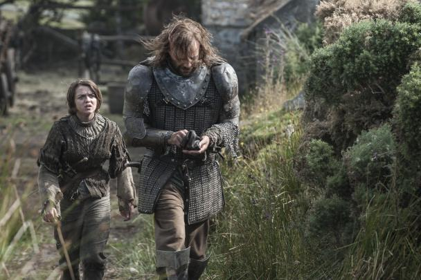 Arya Continues Her Search