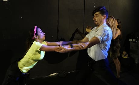 Tango With a Twist - The Amazing Race