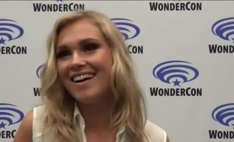 Eliza Taylor and Devon Bostick Interview