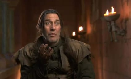 Game of Thrones Teaser: First Look at Mance Rayder!