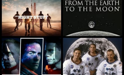 The Right Stuff on Disney+ Can't Compete With HBO's From The Earth To The Moon
