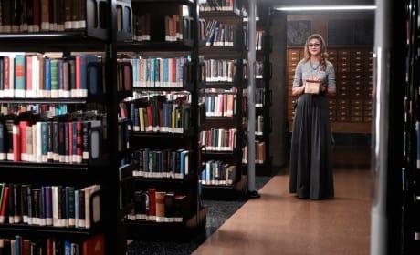 The Librarian Returns - The Magicians Season 2 Episode 11