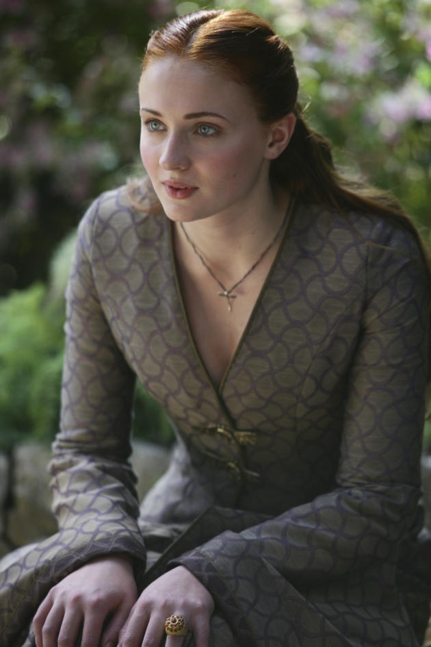 Sansa on Game of Thrones