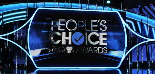 Pic of People's Choice Awards